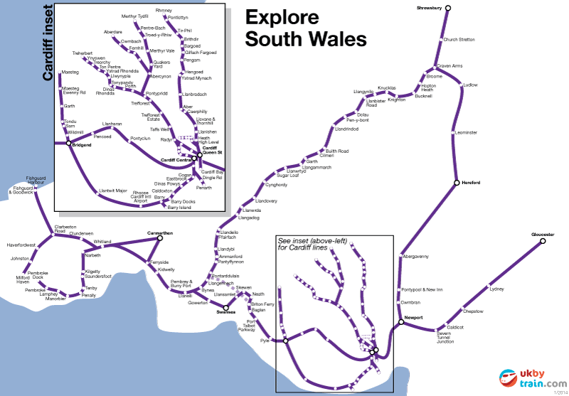 Explore South Wales